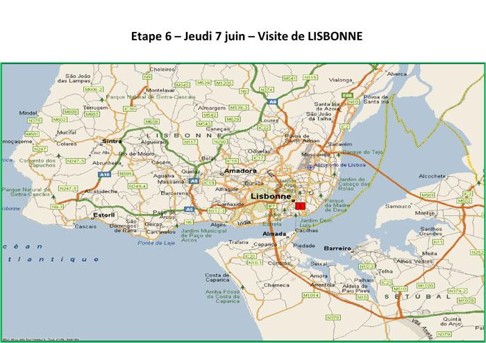 Bien Sr Une Journe Ne Suffira Pas Pour Visiter Lisbonne Alors Il Faudra Faire Des Choix